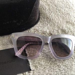 Tom Ford two-tone sunglasses